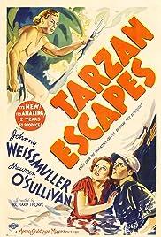 Tarzan Escapes Poster