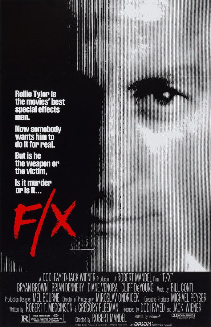 F/X (1986) - IMDb