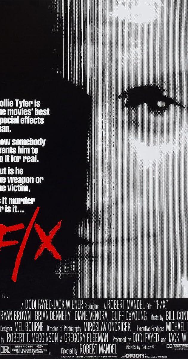 Subtitle of F/X