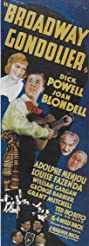 Broadway Gondolier (1935) Poster