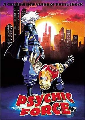 دانلود زیرنویس فارسی سریال Psychic Force 1998 هماهنگ با نسخه نامشخص