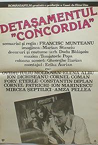 Primary photo for Detasamentul 'Concordia'