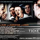Valeria Bruni Tedeschi, Martin Compston, Gary Maitland, William Ruane, and Filippo Trojano in Tickets (2005)