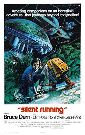 Silent Running Poster Image