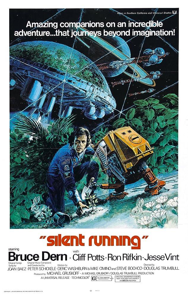 Silent Running (1972)