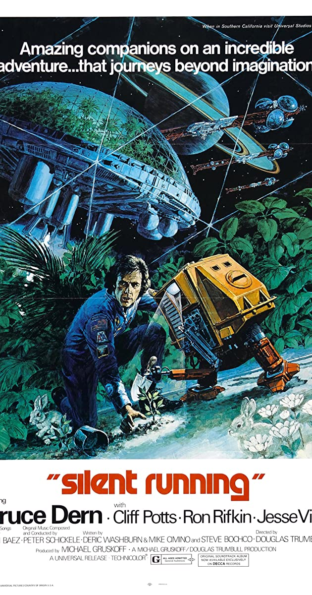 Subtitle of Silent Running