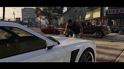 Grandtheft Auto V: Next Gen System Release