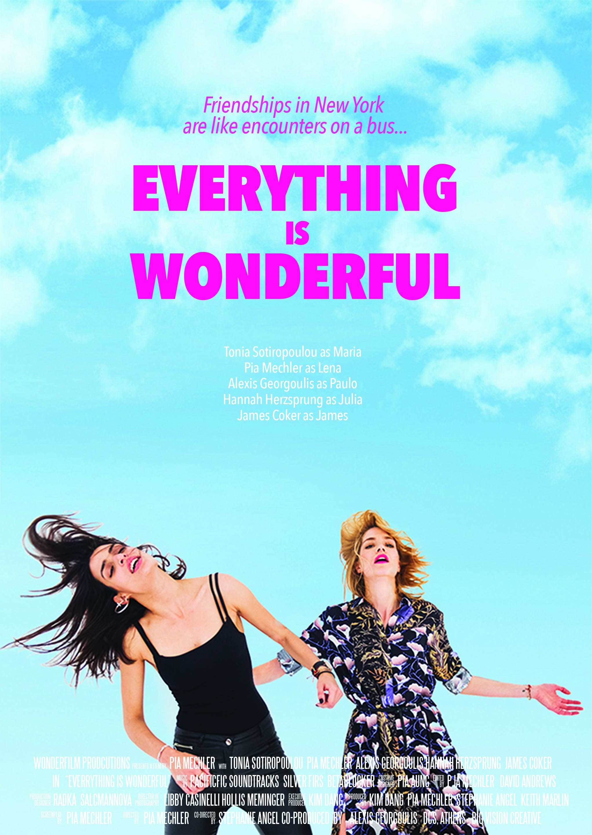 VISKAS NUOSTABU (2018) / EVERYTHING IS WONDERFUL