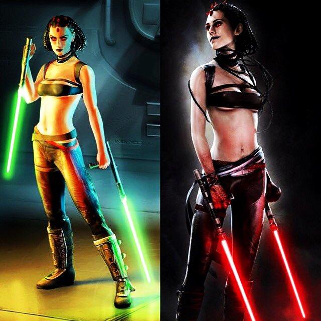 Adrienne Wilkinson in Star Wars: The Force Unleashed (2008)
