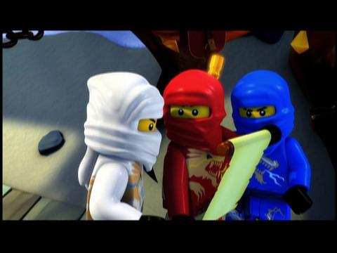 Ninjago: Masters of Spinjitzu torrent