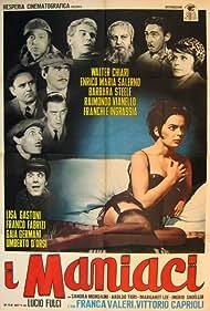 I maniaci (1967) Poster - Movie Forum, Cast, Reviews