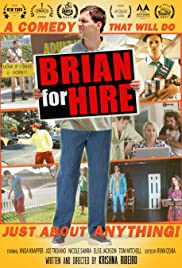 Brian for Hire Poster