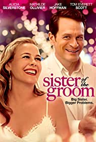 Alicia Silverstone and Tom Everett Scott in Sister of the Groom (2020)