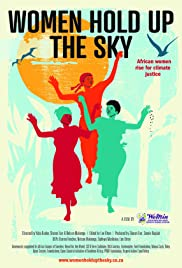 Women Hold Up the Sky Poster