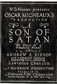 A Son of Satan Poster