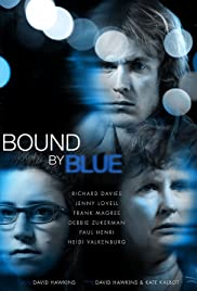 Bound by Blue Poster