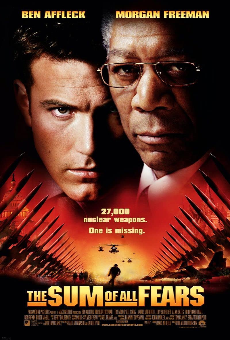 The Sum of All Fears (2002) Hindi Dubbed