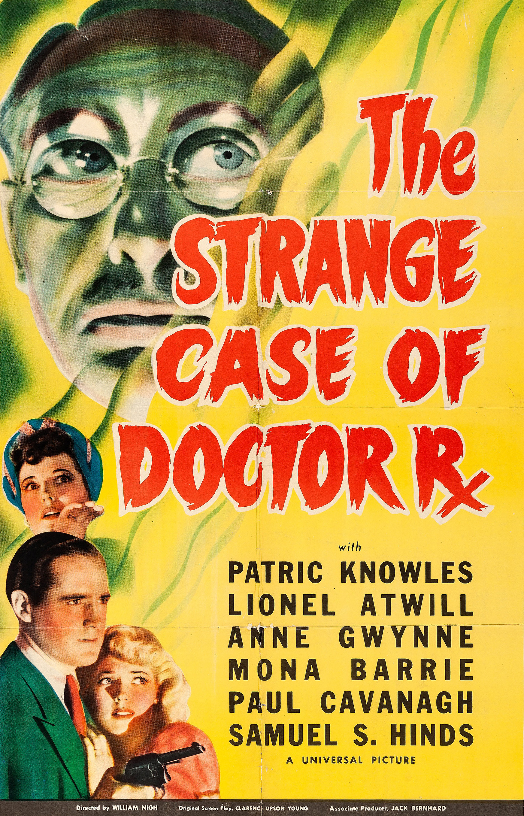 The Strange Case of Doctor Rx hd on soap2day