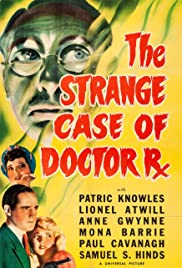 The Strange Case of Doctor Rx (1942) 720p