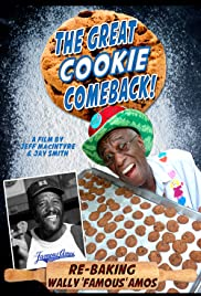The Great Cookie Comeback: Rebaking Wally Amos Poster