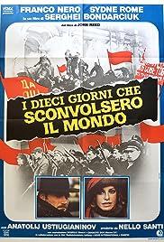 Krasnye kolokola, film vtoroy - Ya videl rozhdenie novogo mira(1983) Poster - Movie Forum, Cast, Reviews