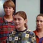 Petra Yared, Zbych Trofimiuk, and Magdalena Vesela in Sky Trackers (1994)