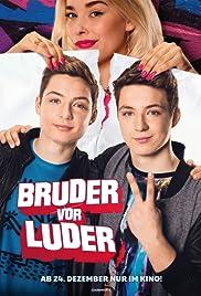 Bruder vor Luder Poster