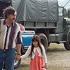 Javier Bardem and Hannah L'Hoeste in Loving Pablo (2017)