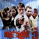 Jennifer Lambert, Karim Prince, Scott Rinker, Tamara Marie Watson, and William Vogt in Tomorrow by Midnight (2001)