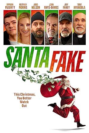 Where to stream Santa Fake