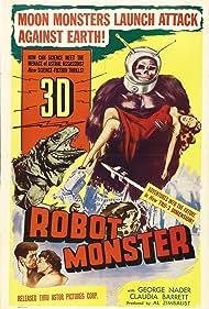 Robot Monster (1953) Poster - Movie Forum, Cast, Reviews