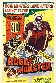 Robot Monster(1953) Poster - Movie Forum, Cast, Reviews