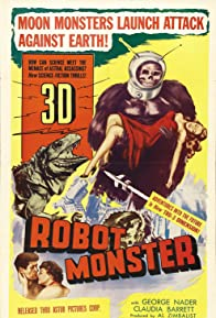 Primary photo for Robot Monster