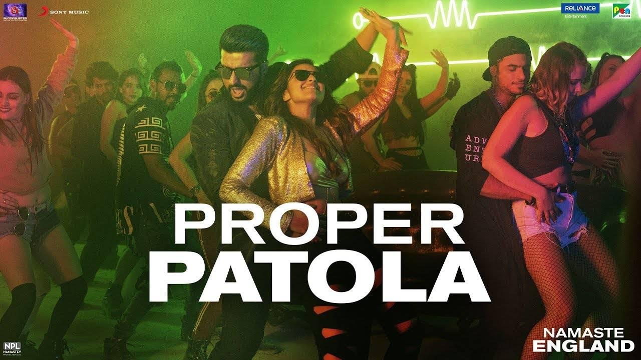 Diljit Dosanjh, Badshah, Aastha Gill: Proper Patola (2018)