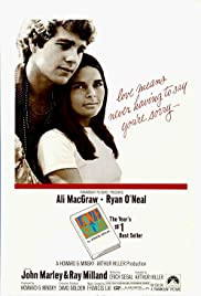 Love Story (1970) Poster - Movie Forum, Cast, Reviews