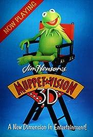 Muppet*vision 3-D(1991) Poster - Movie Forum, Cast, Reviews