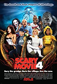Carmen Electra, Craig Bierko, Anna Faris, Regina Hall, Shaquille O'Neal, and Phil McGraw in Scary Movie 4 (2006)