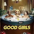Christina Hendricks, Retta, and Mae Whitman in Good Girls (2018)