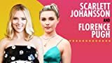 Scarlett Johansson and Florence Pugh Reveal the First Time They Met