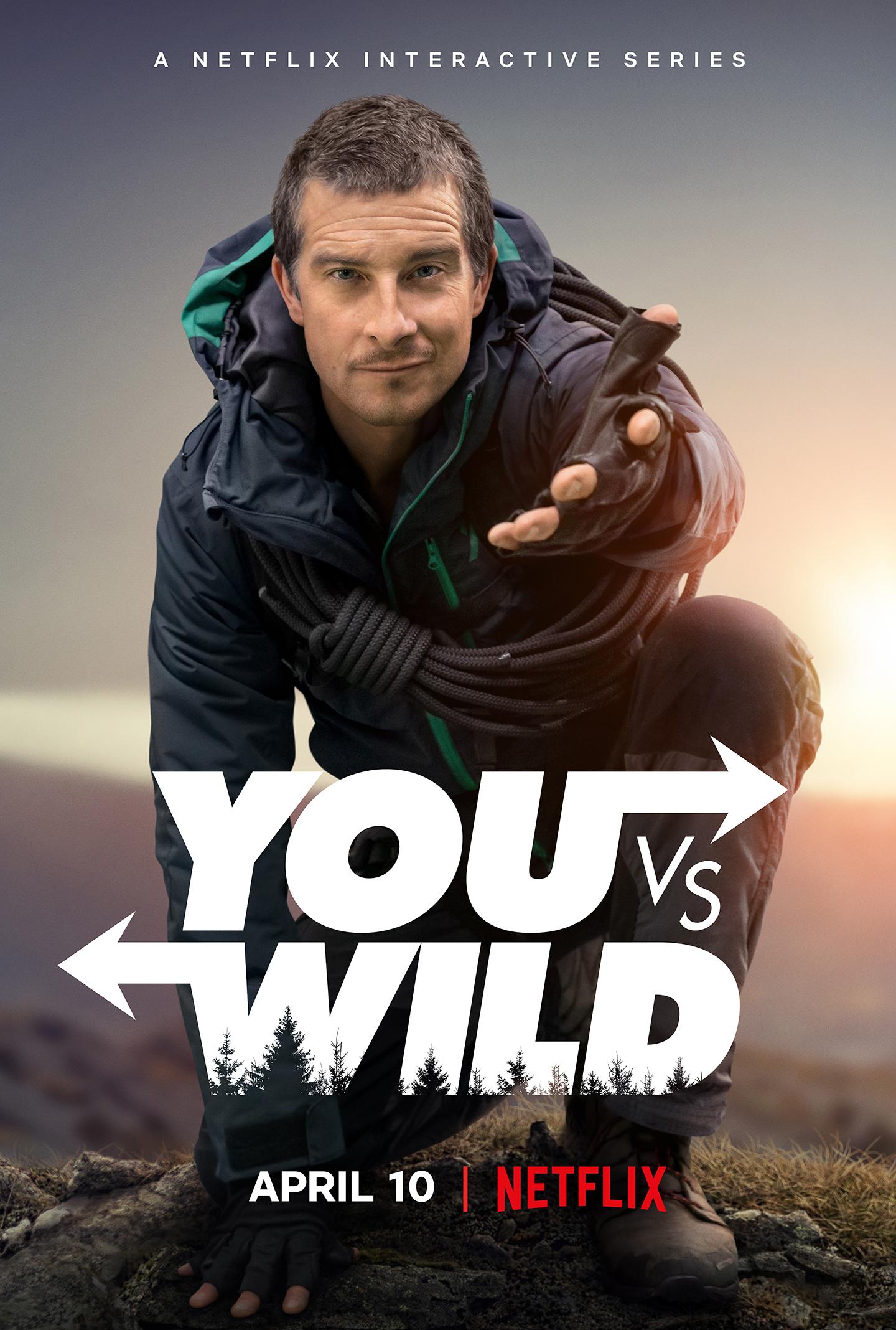 You vs. Wild (TV Series 2019– ) - IMDb