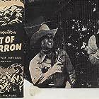 Rufe Davis and Tom Tyler in West of Cimarron (1941)