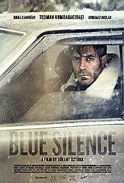 Mavi sessizlik Poster