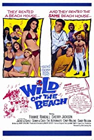 Wild on the Beach (1965) Poster - Movie Forum, Cast, Reviews