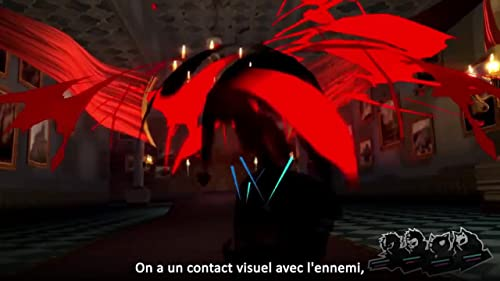 Persona 5: Game Mechanics: Palaces (French Subtitled)