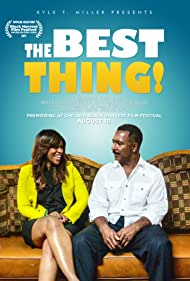 Sheree Bynum and K.C. Lee in The Best Thing! (2017)