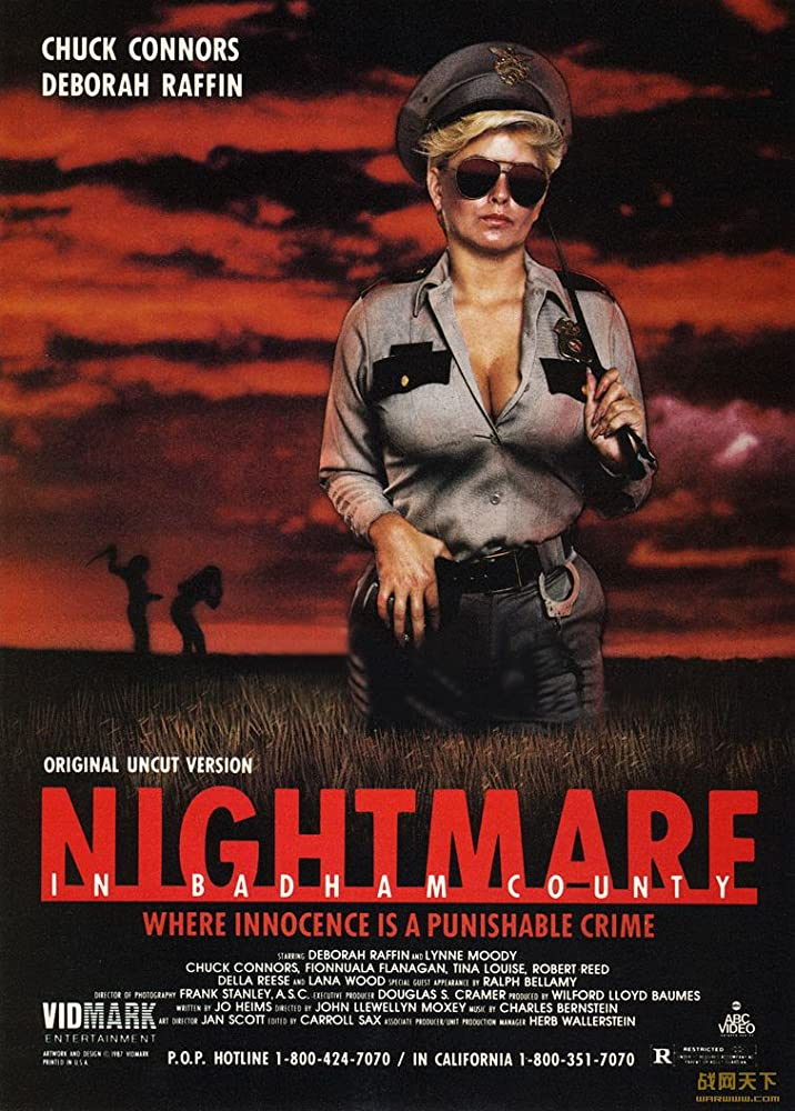 Nightmare in Badham County download