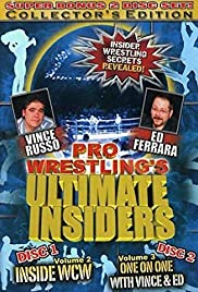 Pro Wrestling's Ultimate Insiders Vol 2 Poster