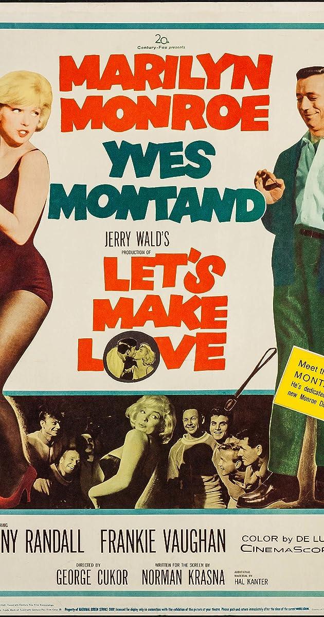 Subtitle of Let's Make Love