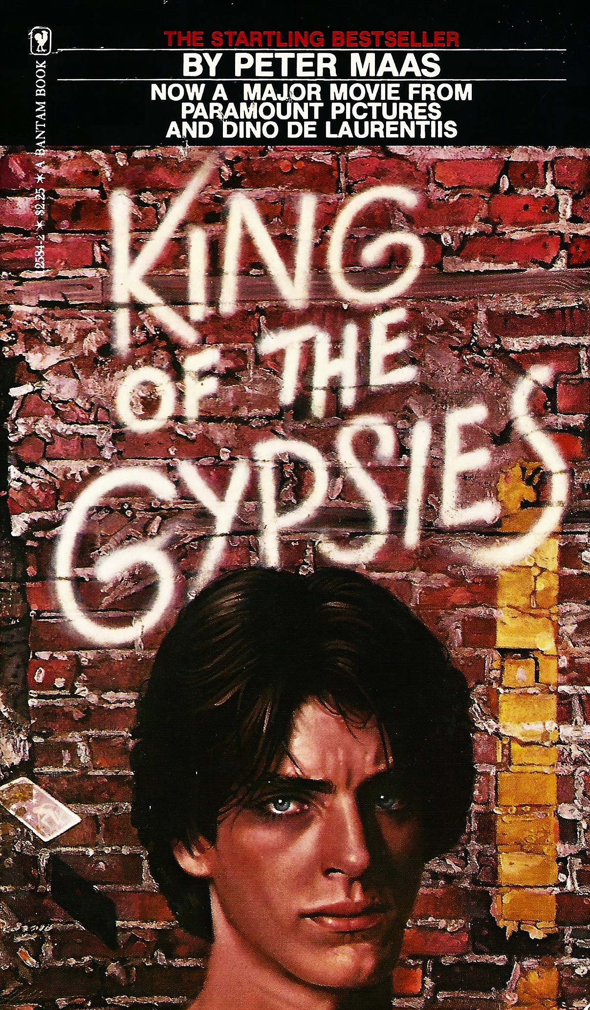 Eric Roberts in King of the Gypsies (1978)