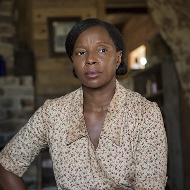 Mary J. Blige in Mudbound (2017)